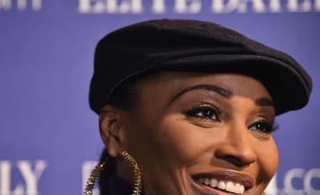 Cynthia Bailey in a Hat