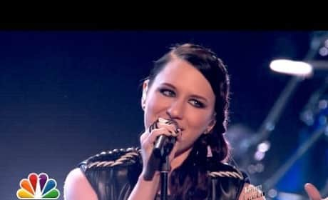 "Kat Robichaud: ""Sail"" - The Voice"
