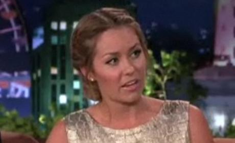 Lauren Conrad on Conan