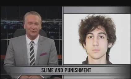 "Bill Maher Slams Overreaction to Terrorist ""Losers"""