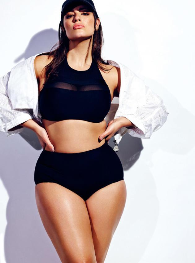 Ashley Graham Bikini Photo