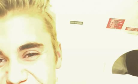 Justin Bieber: Working Hard, Showing Off Gold Tooth