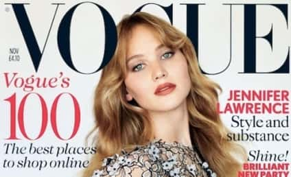 "Jennifer Lawrence Slams Weight Critics, ""Lollipops"" of Hollywood"