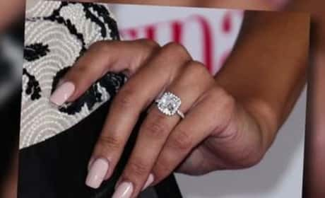 Naya Rivera and Big Sean: Engaged!