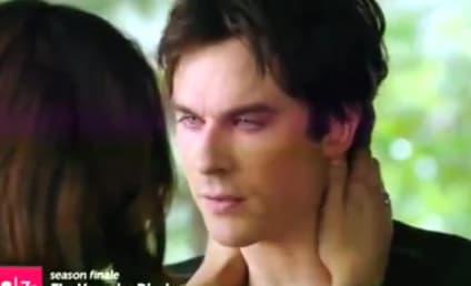 The Vampire Diaries Season Finale Teaser: RIP, Elena?