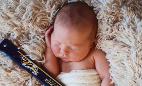 Carrie Underwood Baby
