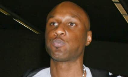 "Lamar Odom Arrested For DUI; Showed ""Obvious"" Signs of Intoxication"