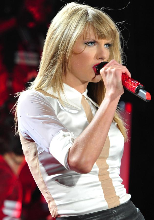 Taylor Swift Live Pic