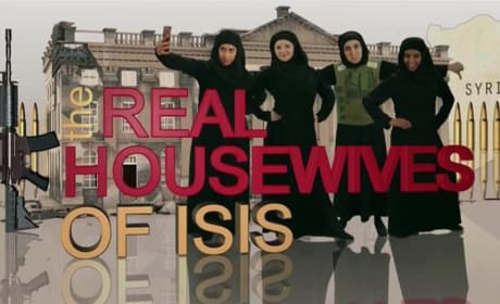 Real Housewives of ISIS Sketch Draws Outrage Online