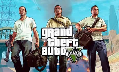 Grand Theft Auto V Reviews, Details