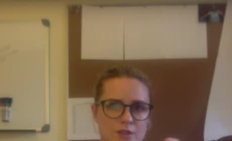 Evan Rachel Wood Tells Us She's Afraid