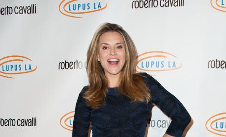 Brooke Mueller on a Red Carpet