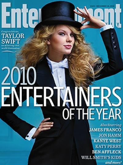 EW Entertainer of the Year