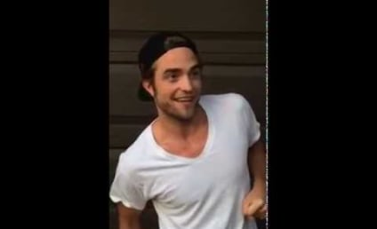 Robert Pattinson Accepts Ice Bucket Challenge: Who Did He Nominate?