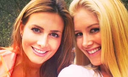 Heidi Montag and Jen Bunney Hang Out, Look Almost Like Normal Humans