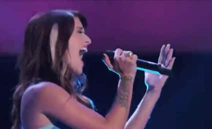 "The Voice Recap: Cassadee Pope Leaves Fab Four Far From ""Torn"""