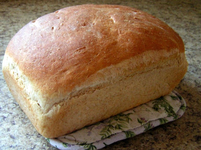 Homemade Bread is Delicious