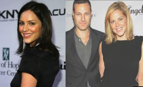 Katharine McPhee Caught Cheating With Married Director?