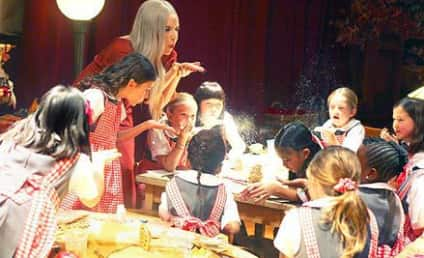A Very Gaga Thanksgiving: Coming to ABC!