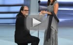 Glenn Weiss Wins Emmy, PROPOSES ON STAGE!