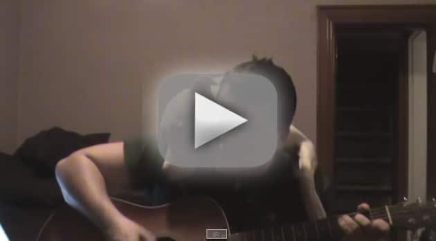 Man Pens Song for Pit Bull, Gets Dog Kisses