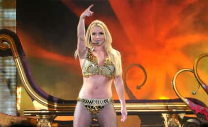 Britney Spears Under the Gun For Heist Video
