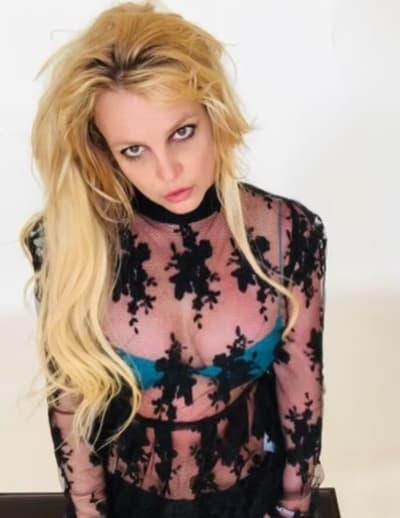 Britney Returns
