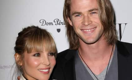 Chris Hemsworth and Elsa Pataky: Expecting!