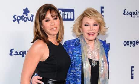 Melissa and Joan