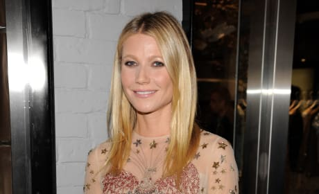 Gwyneth Paltrow: Goop mrkt Grand Opening Event at The Shops at Columbus Circle