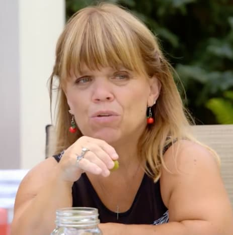 Amy Roloff Dines