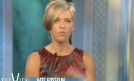 Kate Gosselin on The View