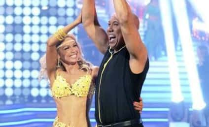 "Hines Ward Reflects on ""Special"" Dancing With the Stars Victory"