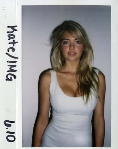 Kate Upton Old Photo
