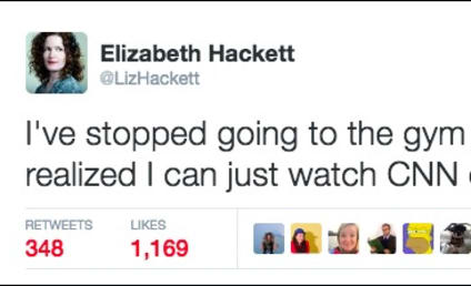 24 Tweets That Prove the Exercise Struggle is Real