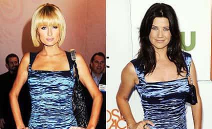 Fashion Face-Off: Paris Hilton vs. Daphne Zuniga
