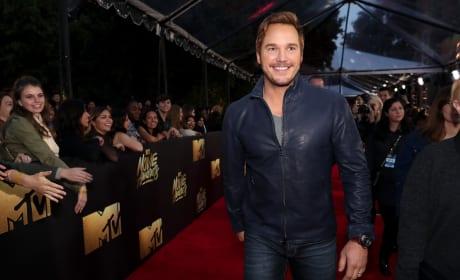 Chris Pratt: 2016 MTV Movie Awards
