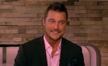 Chris Soules on Britt, Tara, Pregnancy Test