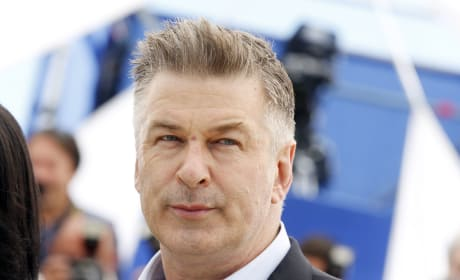 Alec Baldwin Close Up