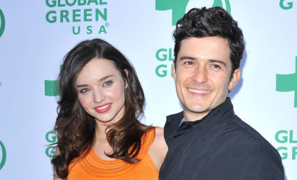 Miranda Kerr-Orlando Bloom Split: All Because of Bieber Fever?!