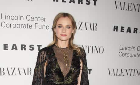 Diane Kruger: An Evening Honoring Valentino