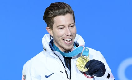 Shaun White Wins Gold ... But What About Those Penis Pics?
