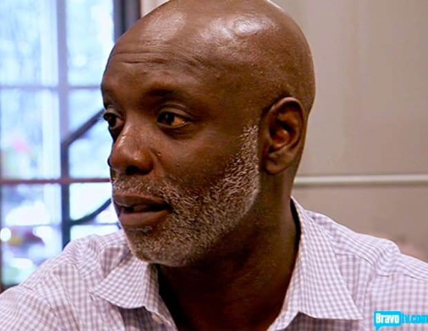 PETER THOMAS, REAL HOUSEWIVES OF ATLANTA