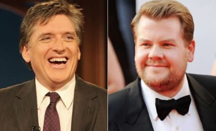 James Corden to Replace Craig Ferguson on The Late Late Show!