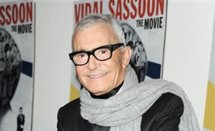 Vidal Sassoon, Hairstylist and Fashion Icon, Dies at 84