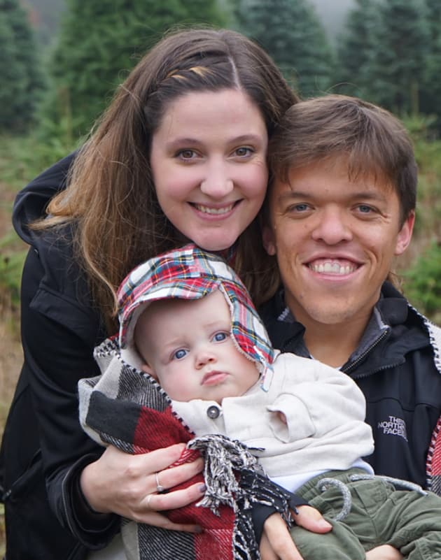 Tori roloff shares startling 7 month update on jackson for Does zach roloff s baby have dwarfism