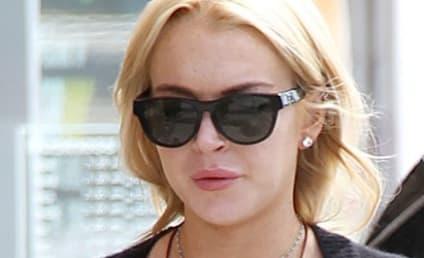 Lindsay Lohan Quits Smoking! No, Seriously!