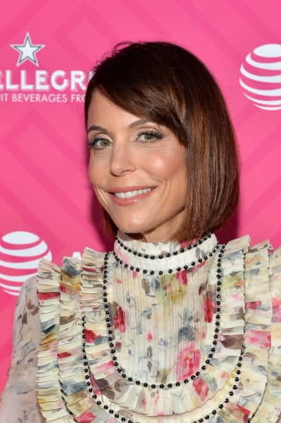 Bethenny Frankel with a Smile