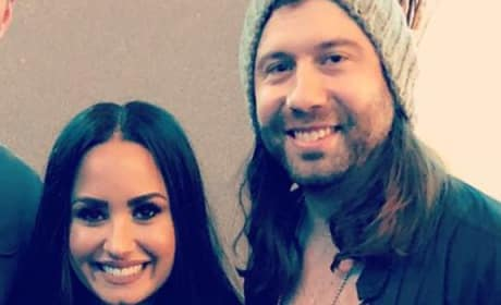 Demi Lovato, Mike Manning