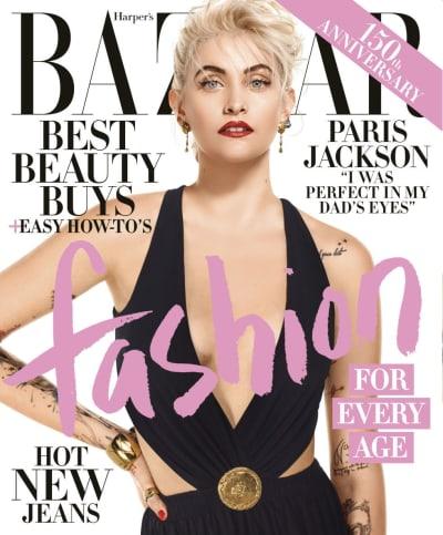 Paris Jackson Bazaar Cover